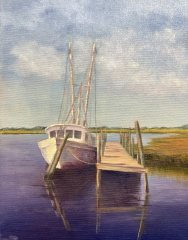 Carolina Shrimp Boat