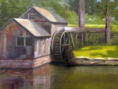 Simpler Times: Maybry's Mill